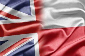 EnglishPolishFlag