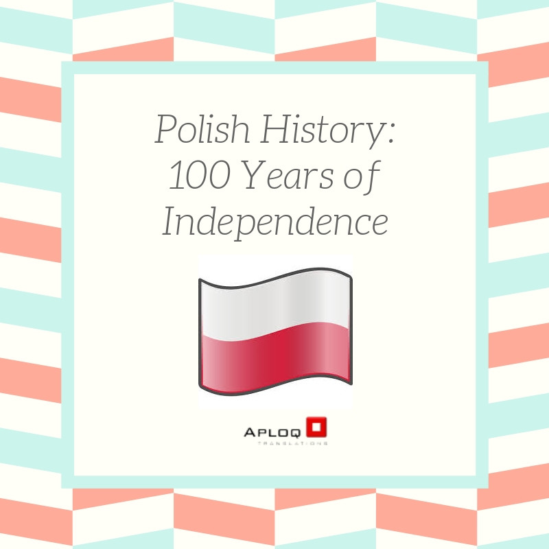 Polish History 100 Years Independence