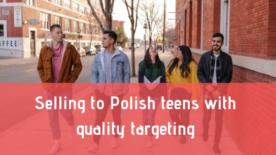 Polish teens