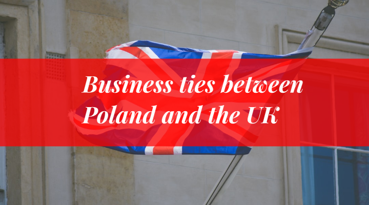 Polish British business ties