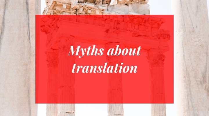 myths about translation