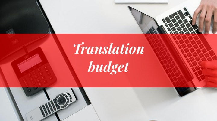 everything you have to know about translation budget