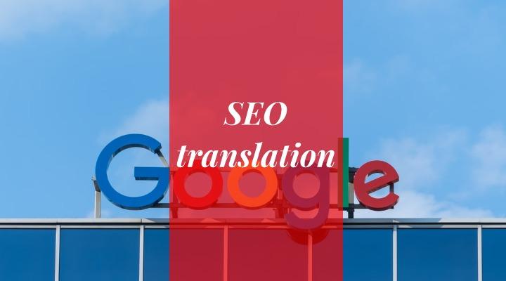 SEO translation